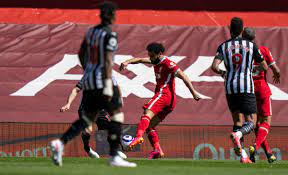 Liverpool 1 Newcastle United 1: Match Review