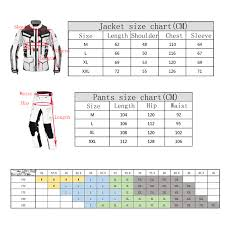 Duhan Motorcycle Waterproof Jacket Suits Dirt Bike Off Road