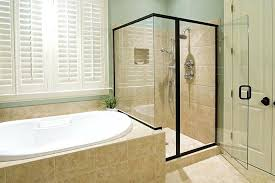 cost to install frameless glass shower door how much do showers cost average cost frameless glass