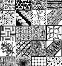 Zentangle Pattern Ideas Stunning Zentangle Patterns Coloring Pages Landskapisci