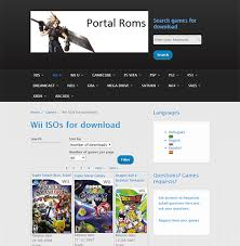 * you have to have a modchip in your wii to play backups.romsjuegos.com no aloja en sus servidores ningún software, programa o aplicación para descargar, todos sus enlaces de descarga son a paginas web externas que proporcionan el contenido. Top 12 Websites To Download Wii Roms For Free
