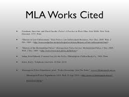 In Text Citation   Works Cited Published    Nov      at             in MLA