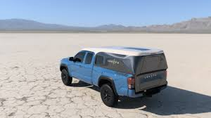 Leentu is a lightweight pop-up camper built for the Toyota Tacoma ...