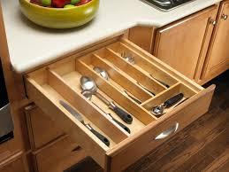Small Kitchen Drawer Organizer Creative Storage Ideas For Cabinets Hgtv