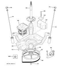 Ge washing machine parts diagram ge model wbsr3140dcww residential washers genuine parts of ge washing machine