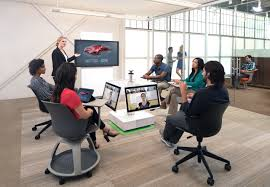 creative office environments. Polycom Defies Convention Creative Office Environments