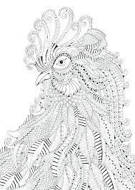 Difficult Coloring Pages Free Hard Sheets Printable P