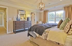 image of master bedroom pendant lighting