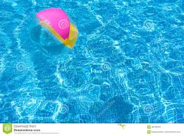 swimming pool beach ball background.  Swimming Download Inflatable Beach Ball At Swimming Pool Stock Photo  Image Of  Blue Hotel Inside Background C