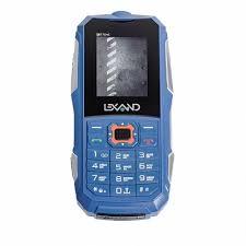 Мобильный <b>телефон Lexand R2</b> STONE синий: купить за 1849 ...