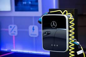 Mercedes Benz y su desaf o el ctrico a Tesla y BMW Autos EL.