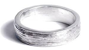 10th anniversary tin ring