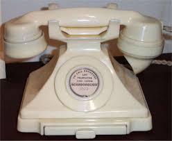 telephones pre 1960 telephones uk