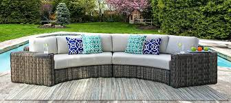 round sectional outdoor furniture sectional outdoor furniture canada