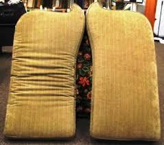cushion restuffing service fabric