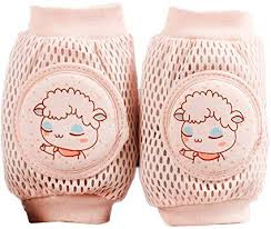 <b>1 Pair Baby</b> Knee Pads for Crawling Baby Toddlers Breathable Anti ...