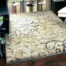 rug 10x14 area rugs wool s striped in cm target pad