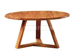 solid wood round dining tables tripod solid recycled elm wood round dining table solid wood dining