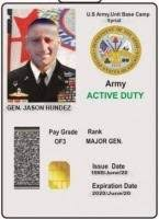 jpg Fake - Fraud Info Jason Scam Mg Hundez- Us-army Id