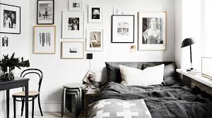 Elegant Black And White Bedroom Decor Hd9b13