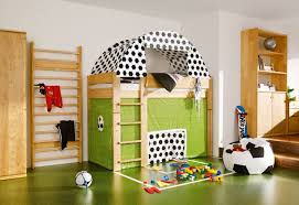 Kids Room, Kids Sports Room Decor Soccer Small Rooms Tween Over Astounding  Accessories Interior Photo ...