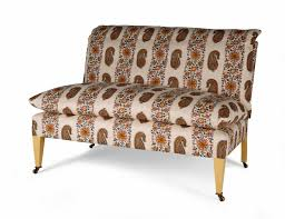 Paisley Sofa the cushion sofa in paisley stripe soane britain journal 7252 by xevi.us