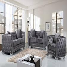 creative silver living room furniture ideas. Interesting Silver Creative Idea Silver Living Room Furniture Grey Velvet Sofa Amazon For  Ideas To A