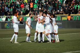 MAÇ SONUCU   Yukatel Denizlispor 0-3 Antalyaspor - Aspor