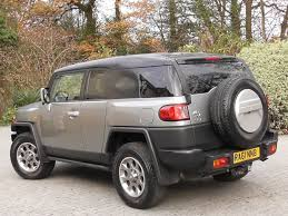 Used Gunmetal Grey Met with Black Roof Toyota FJ Cruiser For Sale ...