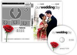 Wedding Dvd Template Wedding Menu Template Adobe Encore Motion Graphic Video Theme