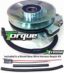 amazon com bundle 2 items pto electric blade clutch wire bundle 2 items pto electric blade clutch wire harness repair kit replaces