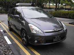 Toyota WISH 2006: Review, Amazing Pictures and Images – Look at ...