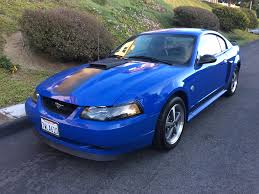 2004 Ford Mustang Mach 1 -SOLD [2004 Ford Mustang Mach 1 ...