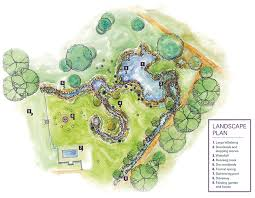 Small Picture Project Australian wetland garden Garden Design Journal