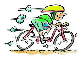 Image result for cyclists cartoon