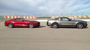 Ford Mustang GT shootout: 2014 vs. 2015 | Autoweek