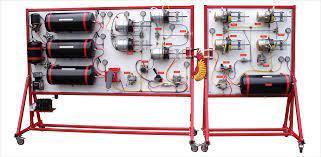 Automotive : Air Brake Tractor/Trailer System Trainer