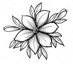 рисунки тату для срисовки на бумаге карандашом лёгкие и красивые
