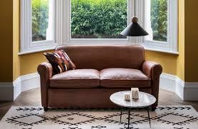 barrington leather sofa