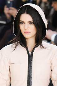 Kendall Jenner im Modelportrait
