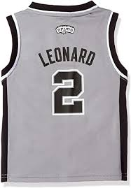 Spurs unveil new alternate jerseynews (nba.com). Amazon Com Kawhi Leonard San Antonio Spurs Kids Grey Replica Jersey Small 4 Baby Skin Care Products Clothing