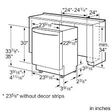 standard dishwasher dimensions. Exellent Dishwasher Full Image For Standard Dishwasher Dimensions Mm  Size India Uk  Intended R