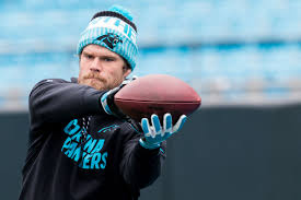 TE Greg Olsen Signs a Two-Year Contract ...
