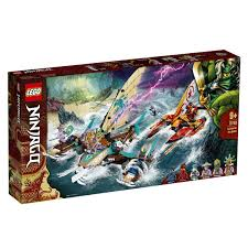 LEGO® NINJAGO - Catamaran Sea Battle 71748