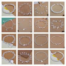 womens <b>925</b> silver bracelet products for sale | eBay