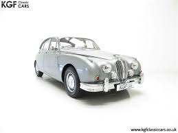 Classic A Delightful Jaguar Mk2 2 4 Litre With Two Fami