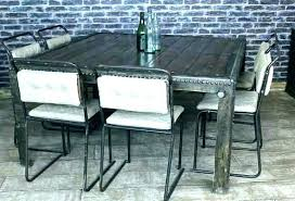 black dining room table and chairs industrial dining table industrial dining m set tables table and chairs for modern round industrial dining room table
