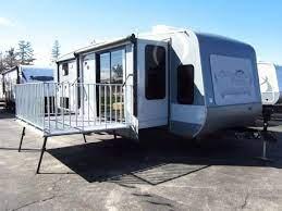 2016 journeyer 340flr patio deck travel