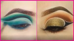 12 best eye makeup tutorials 2018 diy beautiful eye makeup for you