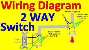 light switch 2 way wiring diagram boulderrail org A Simple Light Switch Wiring 2 way light switch wiring s simple light simple light switch wiring diagram